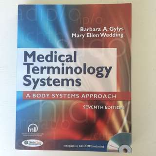 Medical Terminology System With Bonus Interactive CD