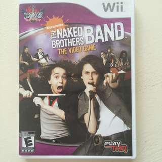The Naked Brothers Band For Jaming With Friends