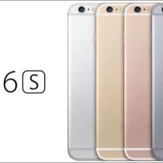全新 Iphone6s 64g 全新保固