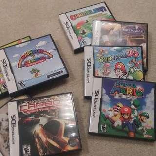 8 Original Nintendo DS Games