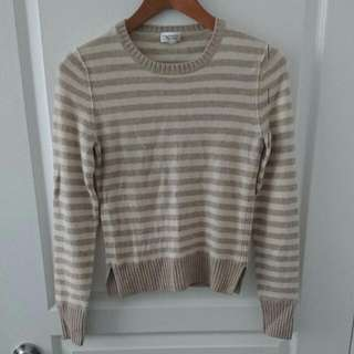 Club Monaco 100% Cashmere Sweater