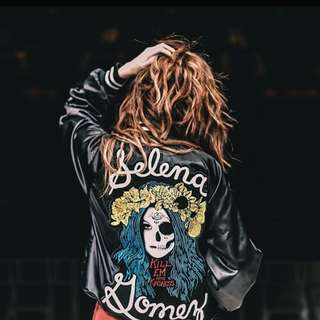 WANTED: Skull Satin Jacket