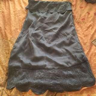 Ladakh Strapless Dress Size 8