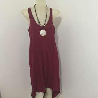 Size 8 Sleeveless Loose Dress