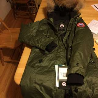 Canada Goose Jacket Given As A Gift Bought Online