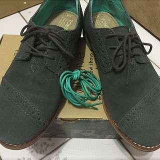 Toms牛津鞋