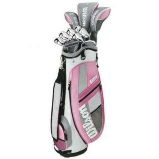 Wilson Women's Hope Right Hand Complete Golf Set