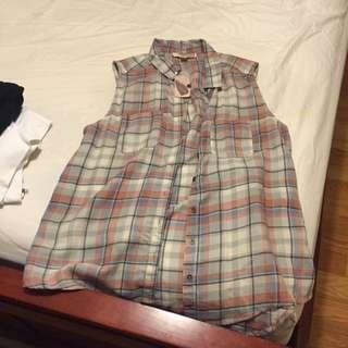 Forever 21 woven shirt