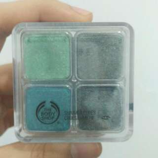 The Body Shop Shimmer Cube Eyeshadow Palette #22