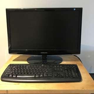 Samsung Sync master 2333 Computer Screen