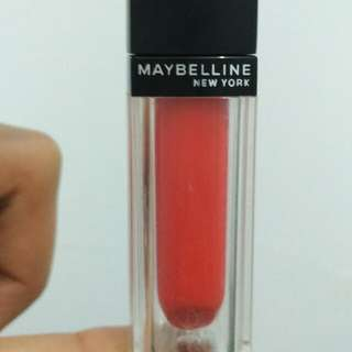 Maybelline Velvet Matte Lip Cream