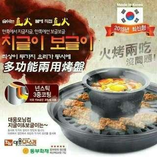 🔥韓國製 DAE WOONG 多功能烤爐盤 🔥