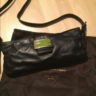 🈹❤Authentic FENDI Leather Shoulder Bag 【小議】