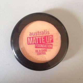 Australis Matte Up Foundation