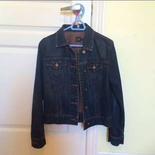 XS GAP Denim Jacket