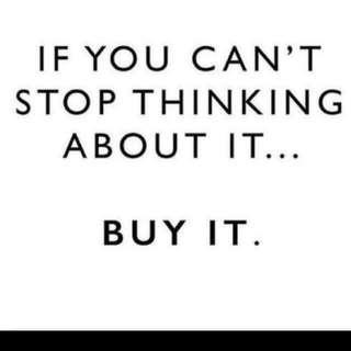 Shopping Yuk!