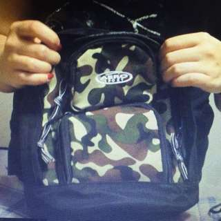 Aero Camo Style Mini Back Pack