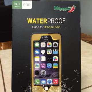 Waterproof Iphone 6/6s Casing - Redpepper