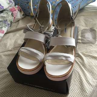 Windsorsmiths Chunk Heels