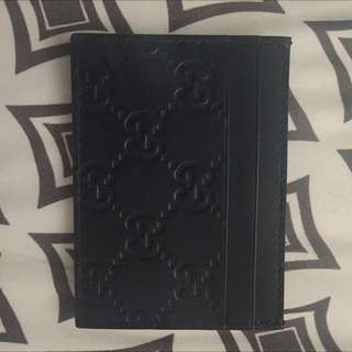 Gucci Five Card Holder