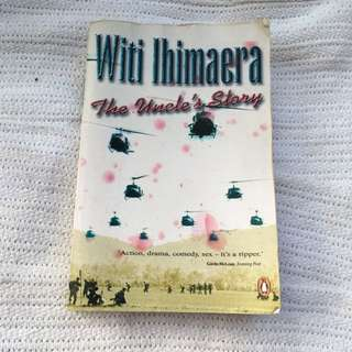 Witi Ihimaera The Uncles Story Novel