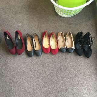 Size 8 Bundle Women's Shoes