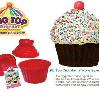 Big Top For Monster Cupcake