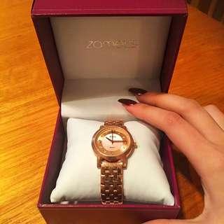 Zamels Gold Watch