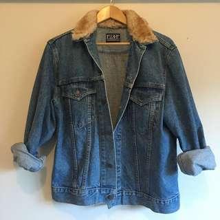 Vintage Levi's Altered Denim Jacket