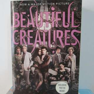 REPRICE-Beautiful Creatures by Kami Garcia & Margeret Stohl