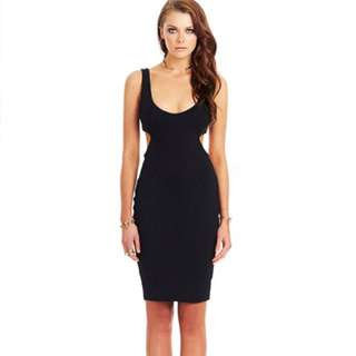 Black Nookie Dress