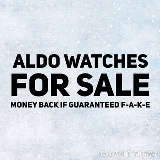 Aldo Interchangeable Watch Set