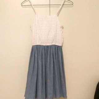 🚚 !夏日出清!日式鄉村風小洋裝