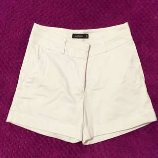 Glassons White Shorts Size 6