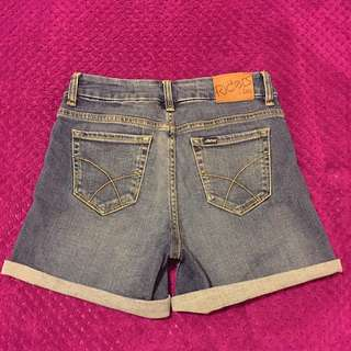 Riders By Lee Denim Shorts Size 8