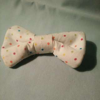 Cute Bow Hair Clip