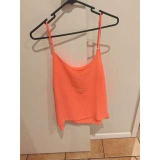 Orange Singlet