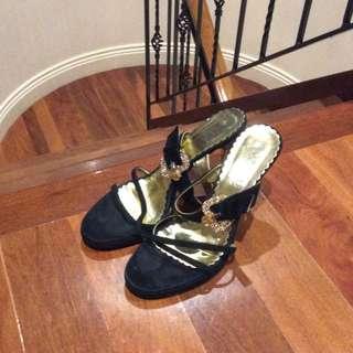 Authentic Milano Stilettos