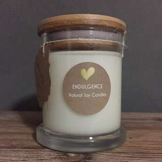 Monaco Natural Soy Candle Beautiful Type