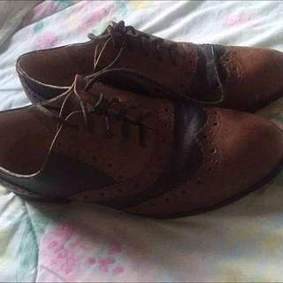 Forever 21 Brogues/Oxford Shoes size9