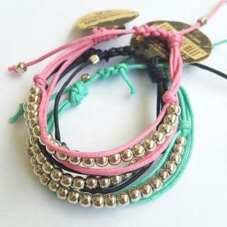 REPRICE ❤ Cotton On Bracelets