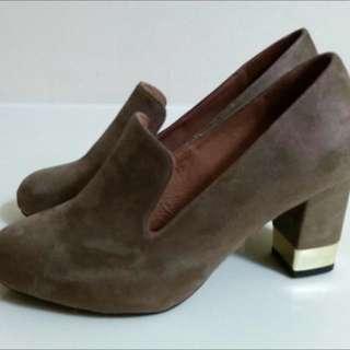 Oriential Traffic絨面鞋,好新