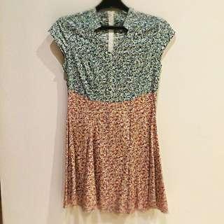 Semi Batik Katun Dress