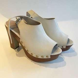 Charles & Keith Platform Heels, Size 36