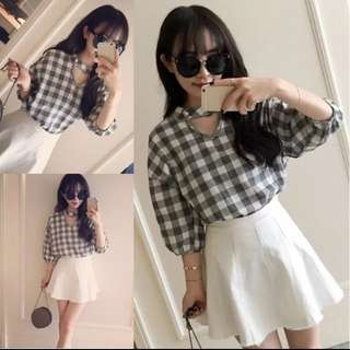 Checker Top
