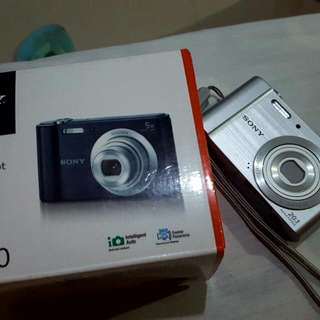 Sony Camera With Free Memory Card