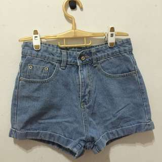 Light Denim HWS
