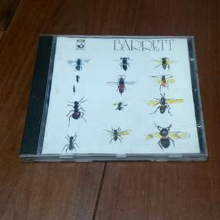 CD syd barrett 迷幻搖滾