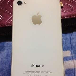 Fs: Iphone 4s 16gb fU (white)