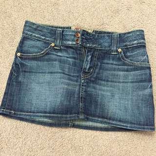 Guess Denim Skirt